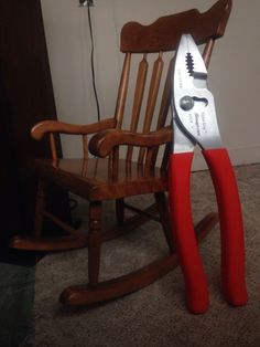 "Rare! Snapon Giant Pliers 47CF Display Promo Huge 24"" Orange Limited Landistools #Snapon"