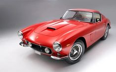 The Ferrari 250 GT Berlinetta Coupe