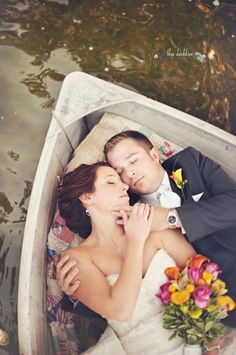 Wedding Photography water boat Blue Dandelion Photography