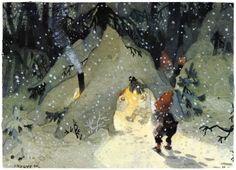 Trygve M. Davidsen (1895 - 1978). Nissi.