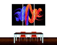 Stunning Claw Whirl by Eric Nagel Fine art XXL board x cm parts x cm Wandbilder Wohnzimmer Wohnideen HomeDecor Kunst Art Print Poster