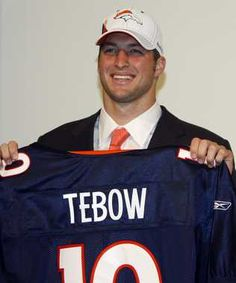 My love for Timothy Tebow will never truly be understood