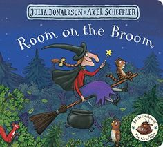 Free eBook Room on the Broom Author Julia Donaldson and Axel Scheffler Charlie Cook's Favourite Book, Got Books, Books To Read, Julia Donaldson Books, Snail And The Whale, Activities For Autistic Children, Gruffalo's Child, Axel Scheffler, Room On The Broom