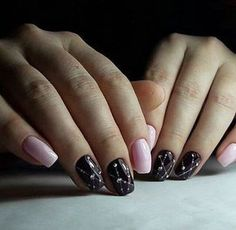 Classic Nails, Trendy Nails, Nailart, Nail Designs, Make Up, Creative, Pretty, Nail Nail, Beauty