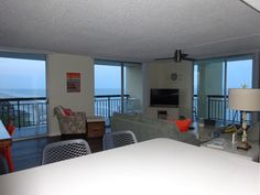 Guest Review: This unit was perfect for a week end getaway.....only wished I would have been able to stay longer. Lynn has done an amazing job decorating and providing items that are not in most rentals. Everything is of high quality. We loved the corner unit and the wonderful views. If you are looking for a unit to spend with family and/or friends, this unit is the perfect choice if you are trying to make a decision on other... Read More South Hampton, Condos For Rent, Beach Bathrooms, Corner Unit, Stunning View, Bath Accessories, Myrtle, Kingston, The Hamptons