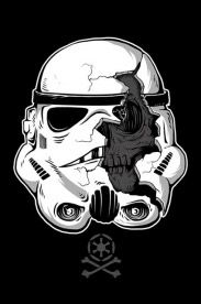 Estampa Stormtrooper
