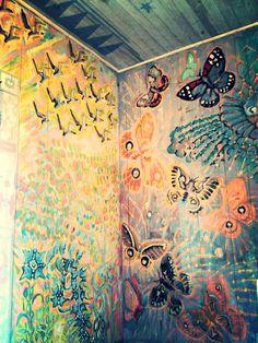 Walter Anderson's getaway art. Ocean Springs, MS