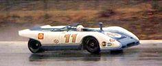 IMOLA 1971 Porsche Spyder