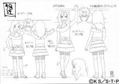 Naruto Bijuu Mode by PabloLPark on DeviantArt Anime Naruto, Naruto Y Boruto, Madara Uchiha, Hinata, Sasuke, Character Model Sheet, Character Modeling, Character Design, Naruto Sketch