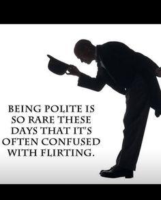 Politeness & Social Graces