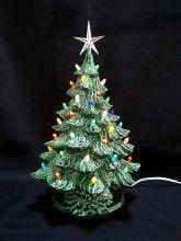 Still Display My Grandmother S Ceramic Christmas Tree Every Year
