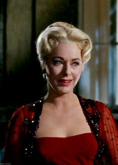 Eleanor Parker from The Sound of Music. I always loved this dress.
