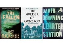 Soho Crime provides readers with an opportunity to savor murder mysteries with an international flavor during this spring. South Africa, England and Germany are but a few of the countries they can visit within the pages of Jassy Mackenzie's The Fallen, R.T. Raichev's The Murder of Gonzago and David Downing's Lehrter Station.