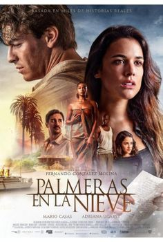 Palmeras En La Nieve 2015 Online Full Movie.Kilian is a young man who has never left the mountains of Huesca which saw him grow up. In 1953 he will travel to the exotic island of Fernando Poo to wo…
