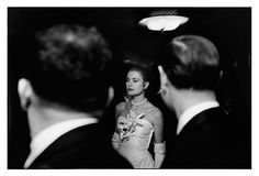 Erwitt, Grace Kelly, New York City, 1956 on OneKingsLane.com...... Love this picture. Heads turned and her perfectly, gorgeously unaware.