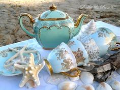 beach tea party