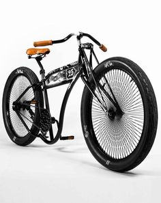 Low rider, Fat tires....