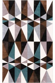 Cypress Area Rug I - Synthetic Rugs - Area Rugs - Rugs | HomeDecorators.com In chocolate