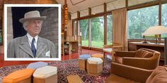 An Untouched Frank Lloyd Wright Home from 1960 Is on the Market - TownandCountrymag.com