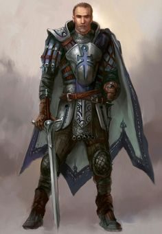 Alistair - Pictures & Characters Art - Dragon Age: Origins