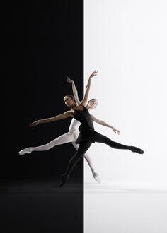 Het Nationale Ballet - Concerto - Photography Ruud Baan.