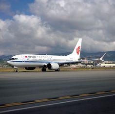 Air China, Military Aircraft, Airplanes, Planes, Aircraft, Plane