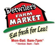 Detwiler Market   Farm Market in Sarasota