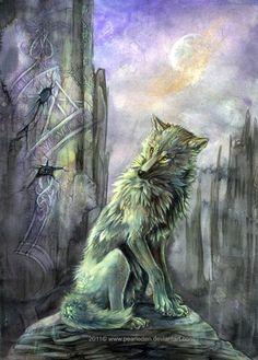 Twilight Monolith by Exileden.deviantart.com on @DeviantArt