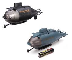 RC Boat Submarine Toys Remote Control Mini Simulations Series #HappyCow