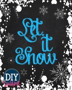 Let It Snow_Blue