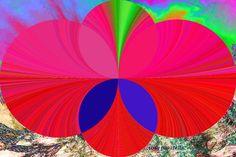 "arte digital abstrato ""geo"" by rosy papatella"