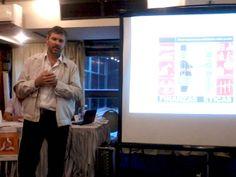 Pablo Vagliente, responsable de AVINA Argentina, fundación que apoya el proyecto de PROFAESS Flat Screen, Tv, Finance, Organize, Argentina, Blue Prints, Blood Plasma, Television Set, Flatscreen