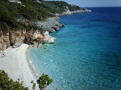 10. Pelion        Thessaly, Greece  Rugged mountains covered by trees descend to stunning beaches and small coves. read more