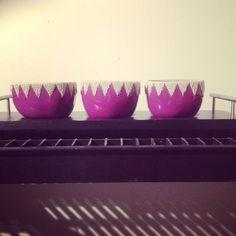 #salseras #morado #tapara #tapara #totuma #Tapareando #artesanía #MorellaPunceles #Caracas #Venezuela Tapas, Gourds, Serving Bowls, Decorative Bowls, Tableware, Instagram Posts, Home Decor, Caracas, Trays