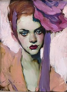 Ok, I can't stop pinning Malcolm Liepke's work, gorgeous