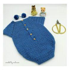 Tutoriales – crochet by milunar Cute Crochet, Crochet For Kids, Knit Crochet, Crochet Hats, Baby Knitting Patterns, Baby Patterns, Crochet Patterns, Crochet Baby Cardigan, Crochet Baby Clothes