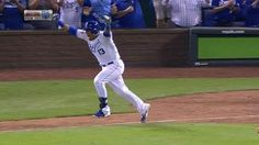 Royals beat A's 9-8 in 12 in AL wild-card thriller - Yahoo Sports