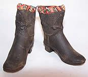 1860 Sample Rubber Boots