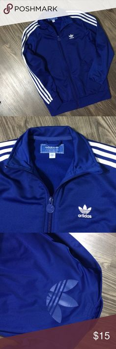 Vintage Adidas track suit jacket Well loved but in amazing conditions. Straight out of the Adidas Jackets & Coats Vintage Adidas, Man Style, Blue Adidas, Adidas Women, Adidas Jacket, Track, Suit Jacket, Blue And White, Coats