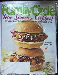 Family Circle July 2016 Your Summer Cookbook