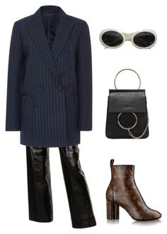 """Untitled #726"" by lucyshenton ❤ liked on Polyvore featuring Yves Saint Laurent, Blazé Milano and Gucci"