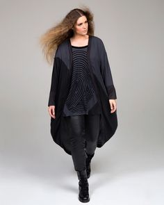 """""""Urban Chic"""" trend • mat. F/W 2016-17 collection Mat Fashion, Fall Winter, Autumn, Urban Chic, Goth, Vest, Elegant, Collection, Style"""