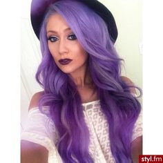 Superhero | Purple Hair...And Other Colors | Pinterest ...