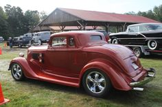1934 plymouth coupe | ... >> Ty-Rods - 2011 39th Old Timers Reunion > 1934 Plymouth Coupe