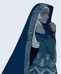 que coisa linda a perfeição nos detalhes puxa um sentimento tão agradável e realista da Blue Diamond que ressalta a sua felicidade e a sua beleza, elegancia e delicadeza