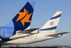 Israir Airbus A320-232 @ TLV