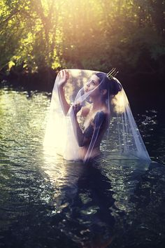 Water Queen By Meglioli Samantha On 500px