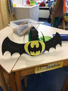 Batman hoed