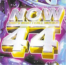 Now That's What I Call Music! 44 was released on this date in 1999.