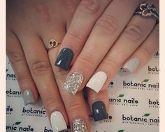 Botanic Nails 50 shades of Grey